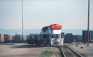BCOL 614 (RS-18, ex-PGE 614)