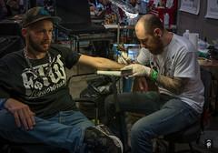 Jarno at Monster Ink 2017 (Willem Vernooy (FoToWillem)) Tags: tattoo tat tatoe tattooed tattooconventie tattoobeurs tattooconvention tattooartist ink inkt monsterink monsterinktattoofest monsterink2017 venray jarnotheijn people evenementenhalvenray limburg ambiance sfeer ftw fotowillem willemvernooy nederland netherlands dutch holland hollanda holandes holande work artist