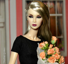 Young Lilith (Nadine Gomes) Tags: wclub exclusive integrity toys fashion royalty nu face lilith blair smoke mirrors doll 2017