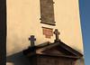 Cross shadow (M Corbin Photography) Tags: cross lord jesus alunda church