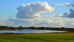Landscape Forest (JaapCom) Tags: jaapcom clouds wolken landscape landschaft ijssel water holland dutchnetherlands natural natuur paysbas zalk overijssel explore nikond5100