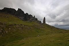 The Old Man of Storr (Taracy) Tags: isle skye scotland highlands old man storr
