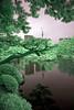Infrared View Of Shukkeien Garden, Hiroshima, 綬景園 (aeschylus18917) Tags: danielruyle aeschylus18917 danruyle druyle ダニエルルール japan 日本 1685mm infrared 赤外線 hiroshima 広島 pxt shukkeiengarden 綬景園 japanesegarden