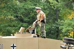 DSC_6340 (Mark Morello) Tags: collingsfoundation hudsonma battlefortheairfield encampment reenactment wwii worldwar2 german american british russian at6 pt17 texan stearman tanks german88 battle hudson massachusetts usa