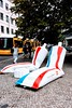 take a break on a toothpaste (plasmatronicah) Tags: toothpaste chairs sit takeabreak relax berlin fun whimsical giant