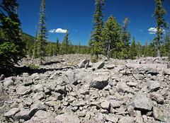 Chaos Jumbles Landslide (upper Holocene; Lassen Volcano National Park, California, USA) 3 (James St. John) Tags: chaos jumbles landslide avalanche deposit lassen volcano volcanic national park california rhyodacite lava rock rocks