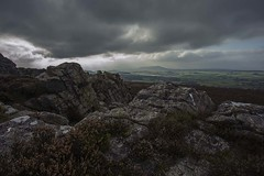 The Stiperstones of Shropshire. (foto.pro) Tags: shropshire stiperstones rocks landscape sky countryside england
