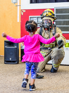 Fire/Rescue Story Hour & Puppet Show