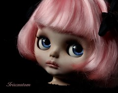 Iriscustom Ooak blythe Art Doll