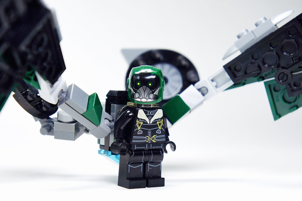 Lego Marvel Moc: The World's Best Photos Of Lego And Vulture