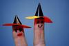halloween (meghimeg) Tags: 2017 genova halloween macro macromonday mano hand dita finger