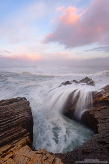 Breach (michael ryan photography) Tags: surnise surfadvisory water ocean waves coast northerncalifornia california mendocino mendocinocoast michaelryanphotography