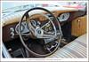 1961 Studebaker Champ Pickup (sjb4photos) Tags: 2017brightoncruise 1961studebakerchamp steeringwheel