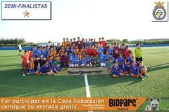 VIII Copa Federación Alevín Fase* Jornada 2