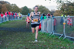 DSC_0249 (Adrian Royle) Tags: mansfield berryhillpark sport athletics running racing relays xc crosscountry ecca nationalcrosscountryrelays athletes runners action clubs park autumn nikon