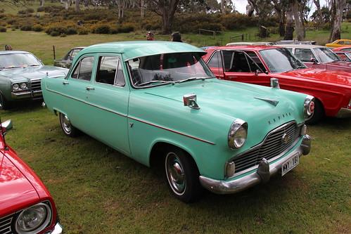 1961 Ford Mk II Zephyr Saloon