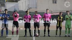 "Liga Autonómica Cadete.Paterna C.F. ""A"" - Hércules C.F. SAD ""A"""