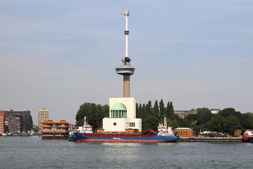 Rotterdam harbour tour (7)
