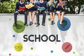 School Education Study Academics Knowledge Concept