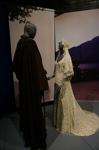 "Padme Amidala and Anakin Skywalker's Wedding Outfits • <a style=""font-size:0.8em;"" href=""http://www.flickr.com/photos/28558260@N04/36799756063/"" target=""_blank"">View on Flickr</a>"