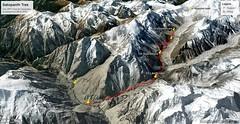 Google Earth Img Satopanth Trek (ks_bluechip) Tags: satopanth lake gps tracks