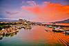 漁人碼頭九 (686阿鴻) Tags: 雲彩 風景 倒影 建築 山陵