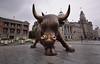Shanghai Bull (Predrag Bubalo) Tags: china shanghai bull bund
