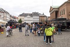 Nytorv, København, Denmark (Tiphaine Rolland) Tags: københavn copenhague copenhagen denmark danmark danemark september autumn automne 2017 nytorv place square københavnsbyret