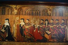 Paris (mademoisellelapiquante) Tags: museedecluny arthistory artmuseum paris france medieval middleages painting 15thcentury