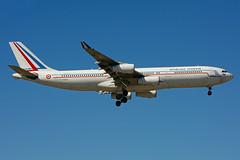 F-RAJA (Commandement du Transport Aerien Militaire) (Steelhead 2010) Tags: armeedeair airbus a340 a340200 yyz freg fraja