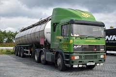 DSC_0001 (richellis1978) Tags: truck lorry hgv lgv cannock hollies erf ec ec14 barrett j haulage transport pennine wanderer oldham s288 s288ntp ntp
