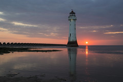 Perch Rock Lighthouse (David Chennell - DavidC.Photography) Tags: wirral newbrighton merseyside beach perchrock lighthouse perchrocklighthouse