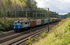 EU07-1503 (Łukasz Draheim) Tags: polska poland pociąg pkp kolej nikon d5200 bydgoszcz landscapes landscape scenerie scenery railway railroad rail train transport
