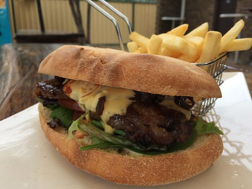 Chefs Steak Sandwich