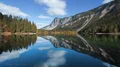 Lo specchio del Lago di Tovel