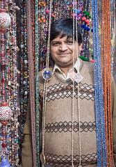 Rajasthan - Pushkar - Streets Shops-13