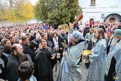 081. Покров Божией Матери в Лавре 14.10.2017