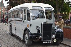 1949 Crossley bus at beamish (Uktransportvideos82) Tags: 1949 bus