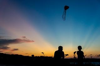 箏傳  Learning to Fly a Kite