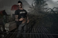 .Keep Calm and love men with beard,muscles and tattoos. (R3qul3m Resident (Inworld)) Tags: aeternusblog exalted menonlymonthly mirror riot xxy