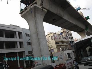 Hyderabad Metro | Naranguda - Kachiguda | Line-2