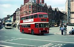 Ribble 1991 800714 Preston [jg] (maljoe) Tags: ribble rms ribblemotorservices nationalbuscompany nbc bristol vrt bristolvrt ecw easterncoachworks