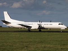 Eastern Airways | Saab 2000 | G-CERZ (Bradley's Aviation Photography) Tags: egsh nwi norwich norwichairport norfolk canon70d aircraft aviation saab2000 saab easternairways gcerz