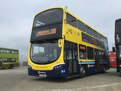 Dublin Bus SG313 (172-D-19552) (Jack Keegan Transport Photography) Tags: wright gemini 3 volvo b5tl 15b dublin bus donnybrook sg sg313 dun laoghaire harbour rally