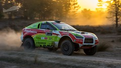 Mitsubishi Lancer (P.J.V Martins Photography) Tags: portalegre todooterreno mitsubishi lancer car allroad racingdriver racingcar racing terrain allterrain all4racing rally rali outdoors portugal 4x4 4wd carro vehicle sunrise