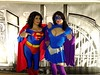 They're super, thanks for asking (rgaines) Tags: costume cosplay crossplay drag prodigiousgirl superwoman halloween sabrinapandora