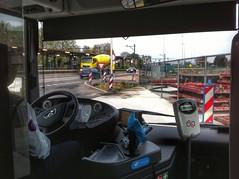 Bus driver (sander_sloots) Tags: bis driver dieren station man lions city stadsbus lijnbus buschauffeur breng