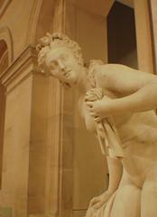 Paris (mademoisellelapiquante) Tags: museedulouvre louvre paris france sculpture statue art arthistory