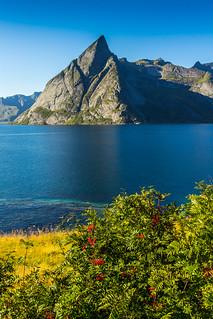 Hamnøy - Olstinden