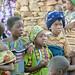 Dogon Funeral, Kundu, Mali, West Africa